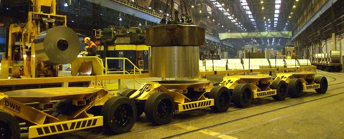 DWM Coil Train